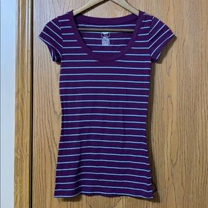 Mossimo Striped Tee, Small